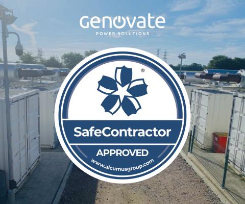 SafeContractor | We've been reaccredited