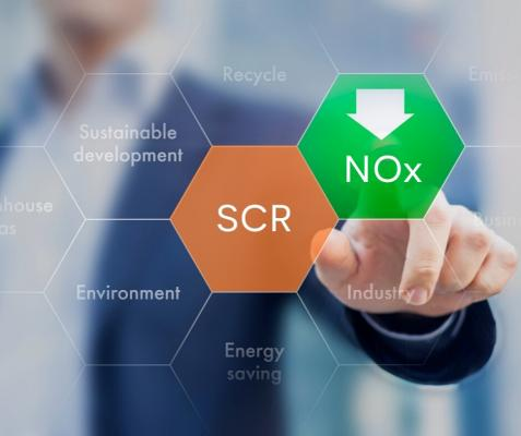 Selective Catalytic Reduction (SCR) | A cost-effective solution for complying with new emissions legislation