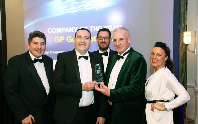 COMPANY OF THE YEAR | GF Genovate took home Company of the Year trophy at the AMPS Awards 2019